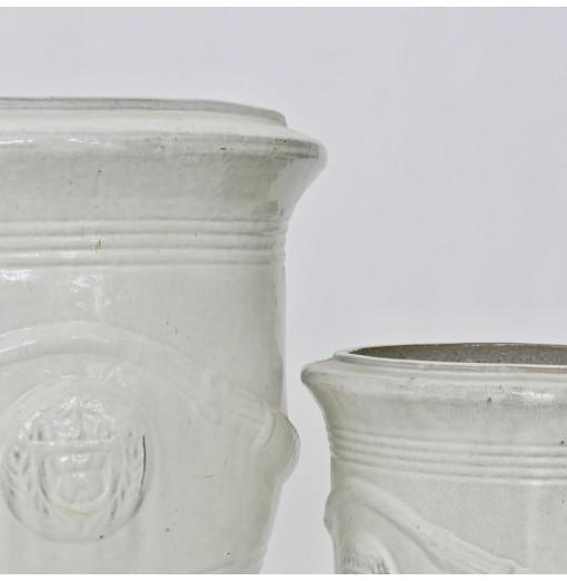 Vasi bianchi classici in...