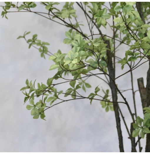 Pianta verde finta alta 190cm