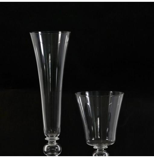 Bicchiere in cristallo di...