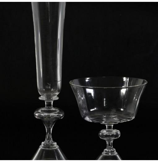 Bicchiere e coppetta in...