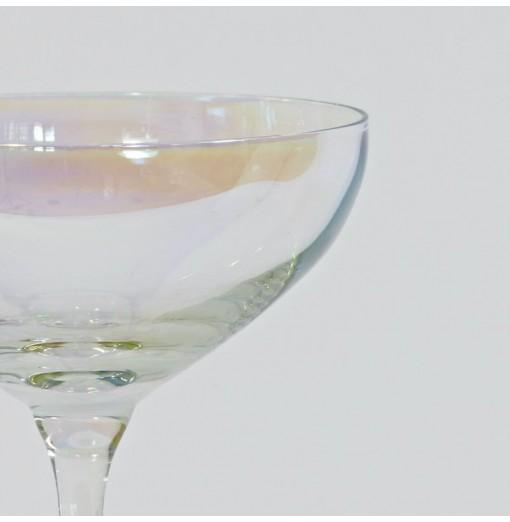 Coppa da champagne arcobaleno